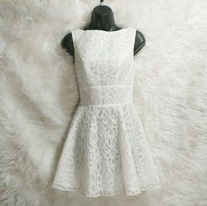 NWT ASOS Petite Backless Dress SZ 2
